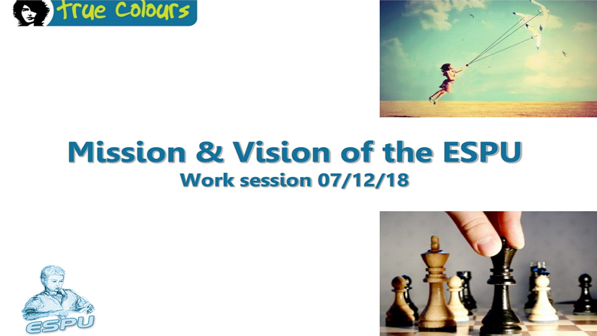 ESPU Mission and Vision