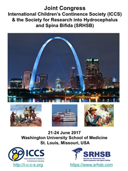 Joint Congress of the International Children's Continence Society (ICCS) and the Society for Research into Hydrocephalus and Spina Bifida (SRHSB)