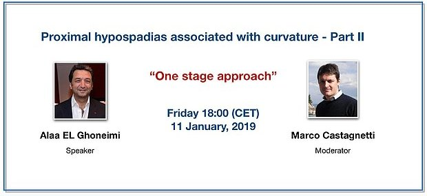 webinar proximal hypospadias associated with curvature 2019 01 11